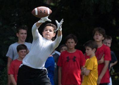 Roxbury Latin Football Clinic