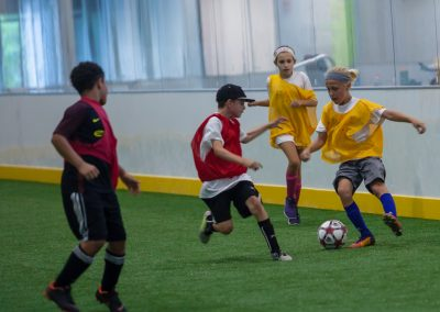 Roxbury Latin Soccer Clinic