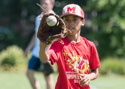 Roxbury Latin Baseball Clinic